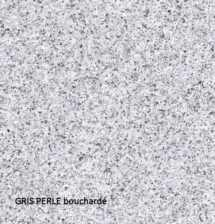 Grau-Perle-Busch-gehämmert