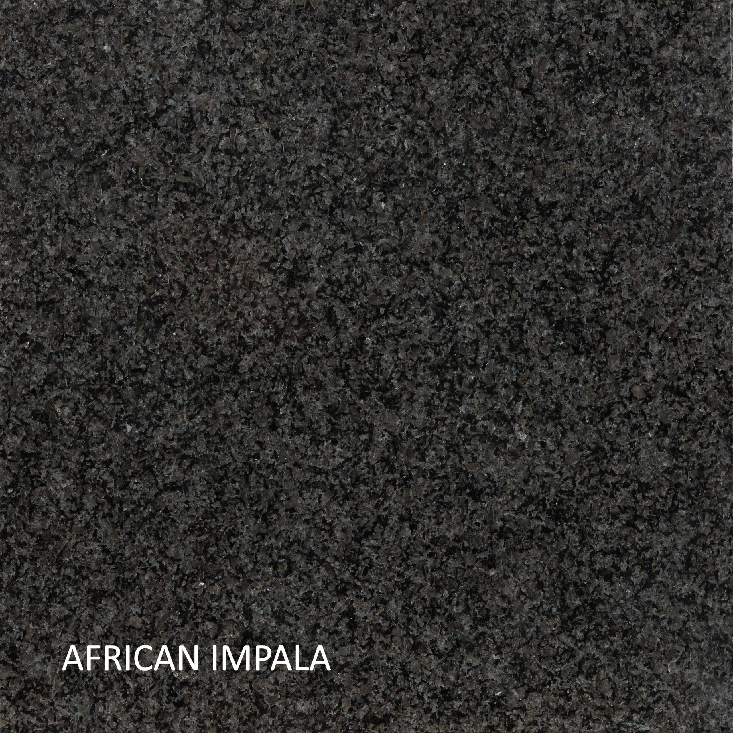 Schwarz-Afrikanisch-Impala